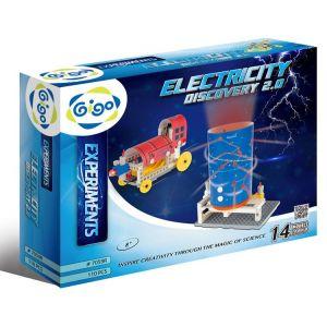 Ontdek elektriciteit Gigo - incl. opdrachtkaarten