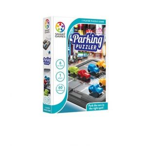 Parking puzzler SmartGames