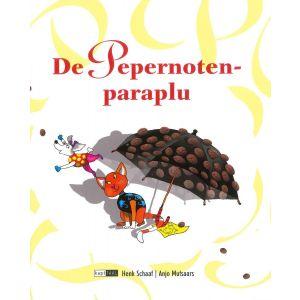 De Pepernotenparaplu - leesboek