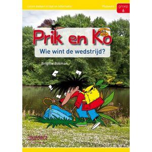 (1 ex.) Prik en Ko groep 6, pluswerk