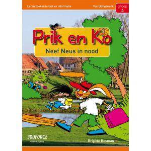 Prik en Ko groep 4, pluswerk (5 ex.)