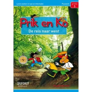 (1 ex.) Prik en Ko groep 5, pluswerk