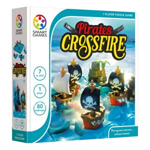 Pirates Crossfire SmartGames