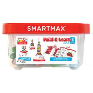 SmartMax Build & Learn