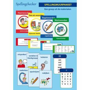 Spellingmuurpakket Spellingchecker