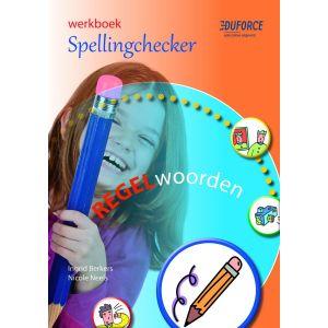 (1 ex.) Werkboek Spellingchecker, deel C Regelwoorden