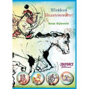Werkboek Verantemewatte printversie