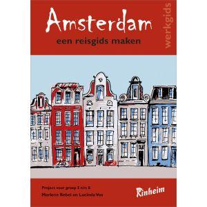 Werkgids Amsterdam - herzien (5 ex.)