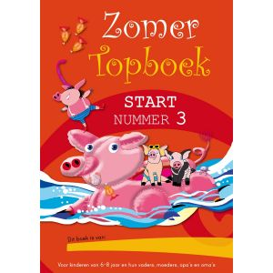 ZomerTOPboek Start nummer 3