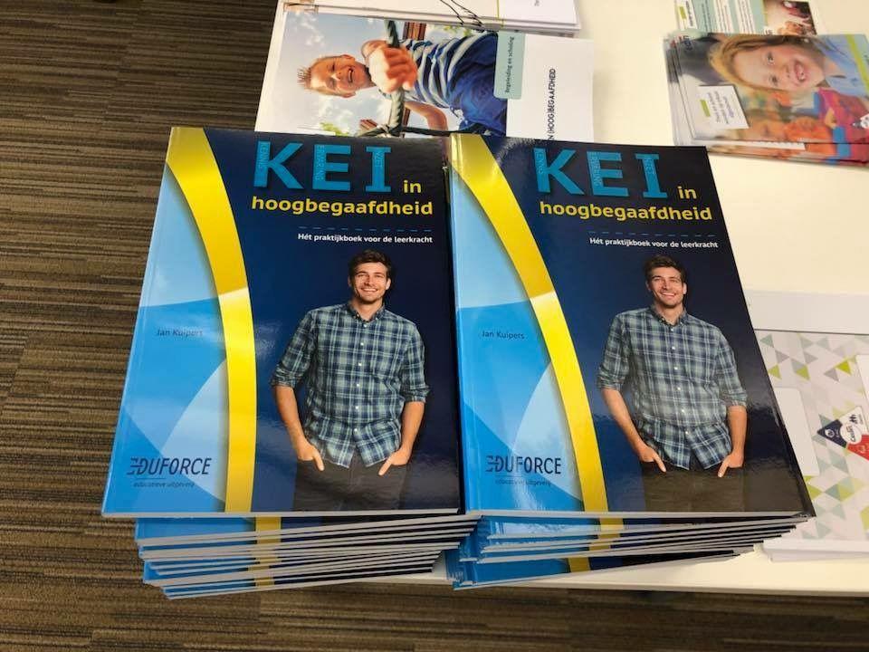 Jan Kuipers publiceert boek over 'slimme kinderen'