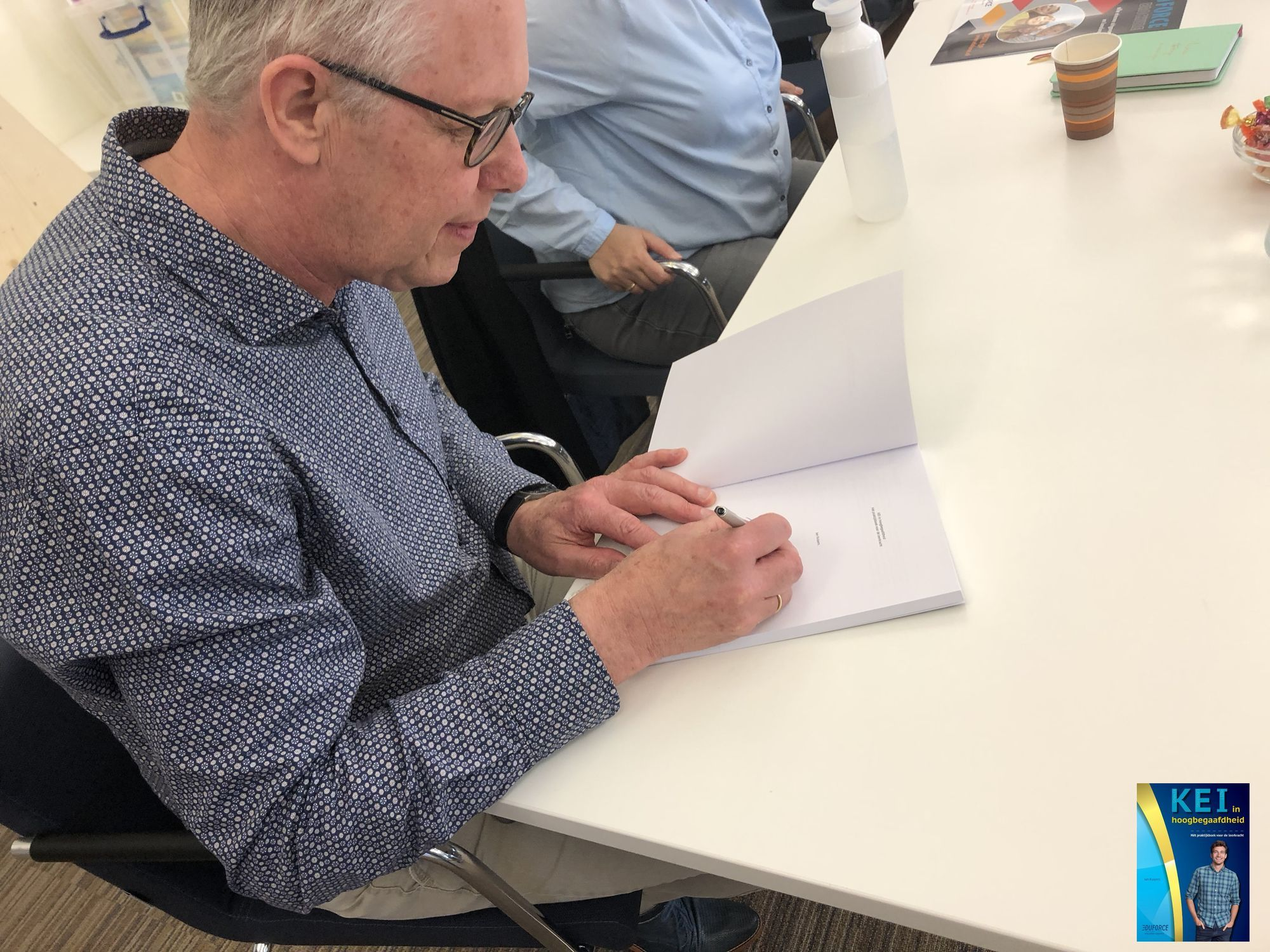 Recensie Kei in Hoogbegaafdheid van Bertus Meijer, Onderwijsenzo