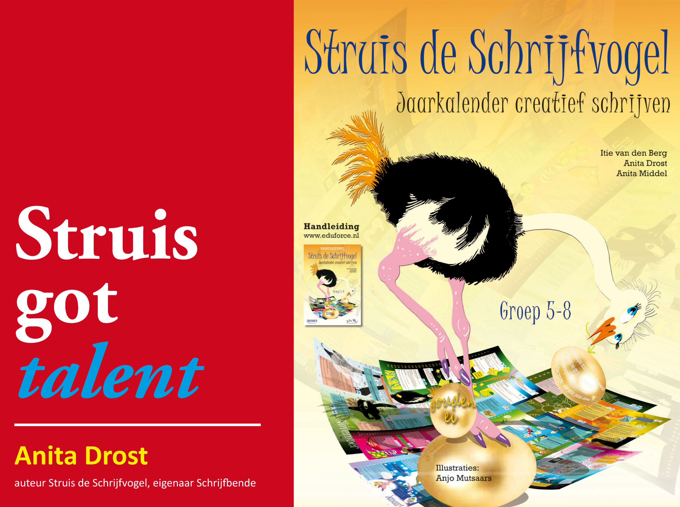 Struis got talent