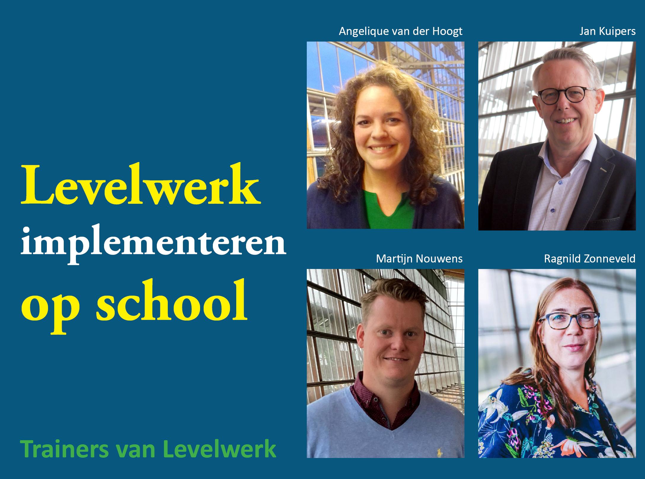 Hoe implementeer je Levelwerk op school?
