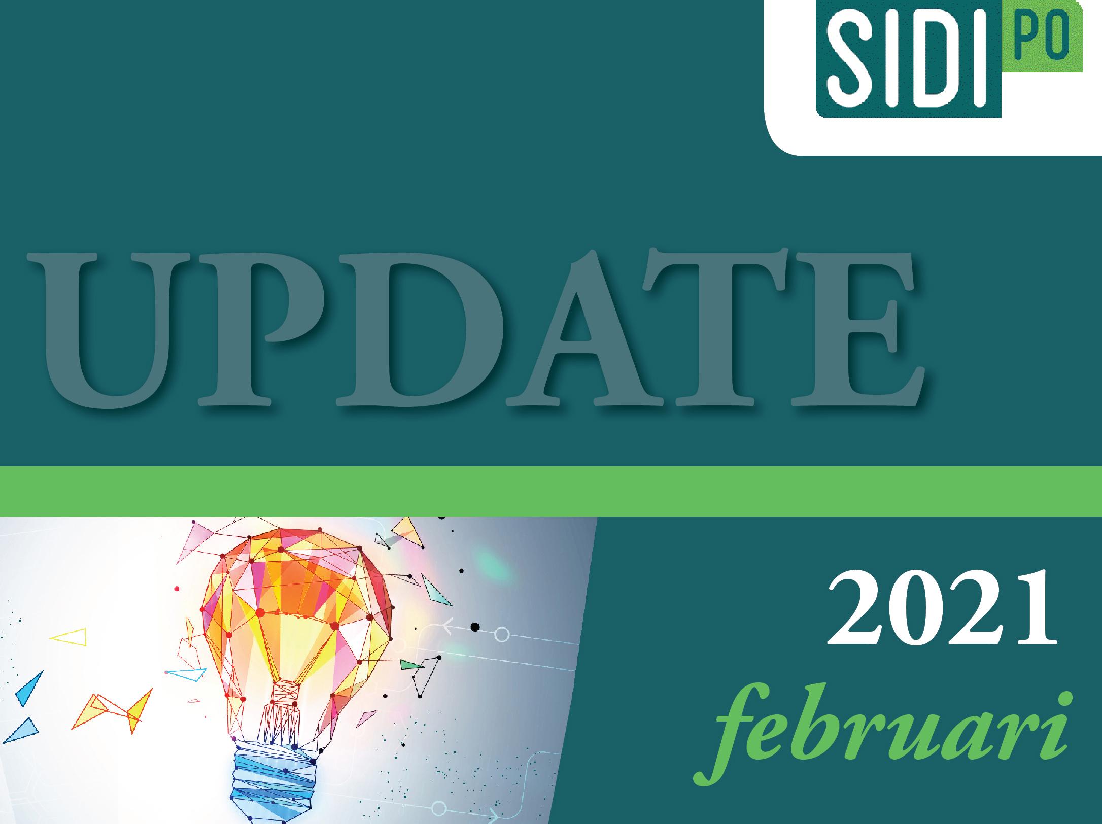 Update SiDi PO: nieuwe lijst