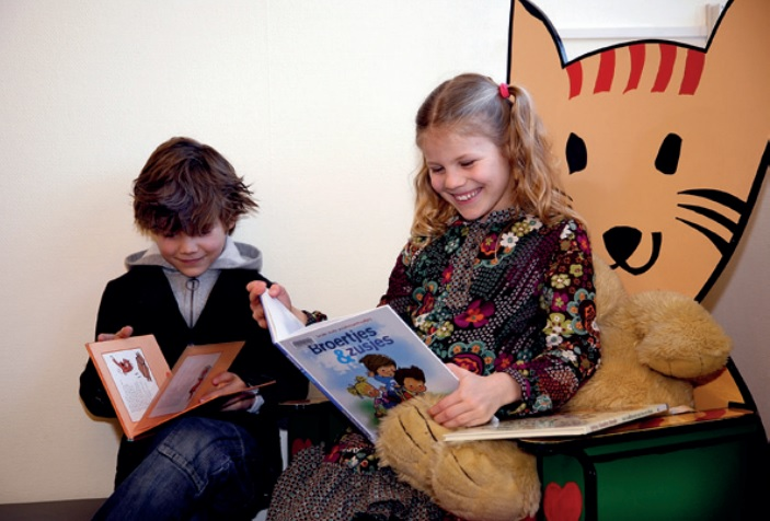 Theaterlezen met dyslectische leerlingen