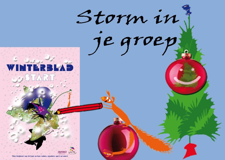 Gezellig lezen onder de Kerstboom?